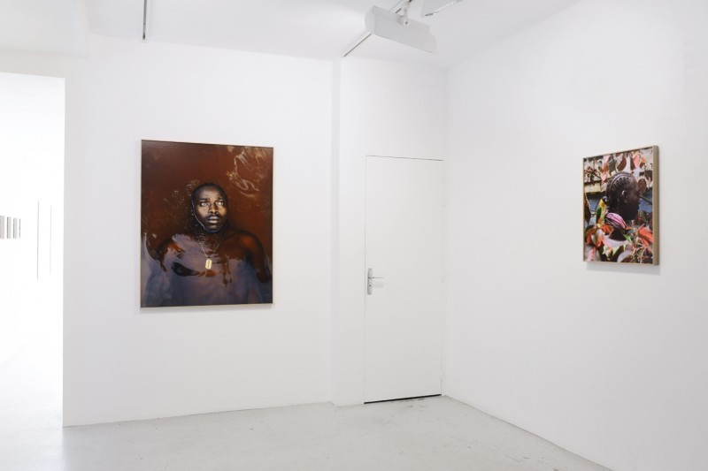 Dominique Fiat : Obia Solo Exhibition