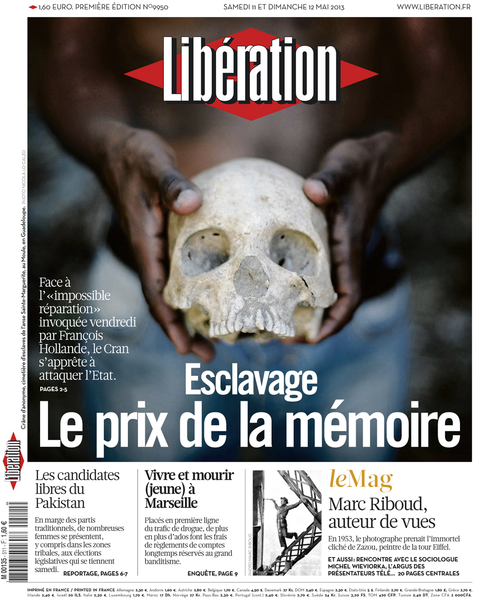 Mas published in Libération